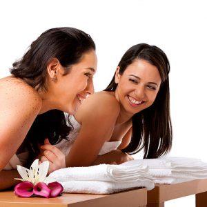 Massage between Friends